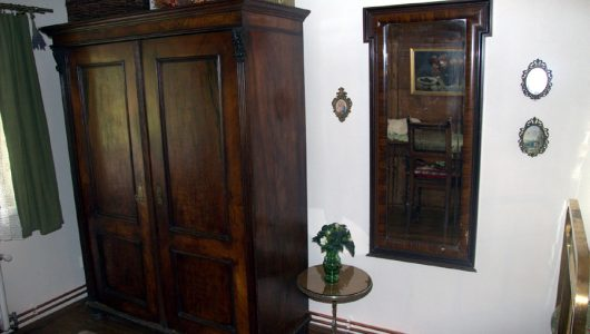 Schlafzimmer (Erdgeschoß)