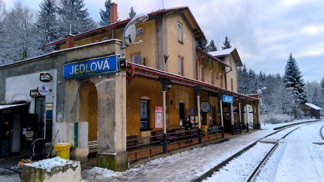 Jedlová (nádraží)