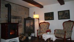 Wohnzimmer (Erdgeschoß)