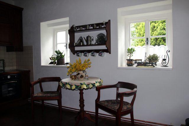 Kitchen – downstairs