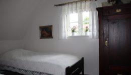 Small bedroom – attic