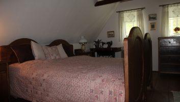 Ložnice velká – podkroví