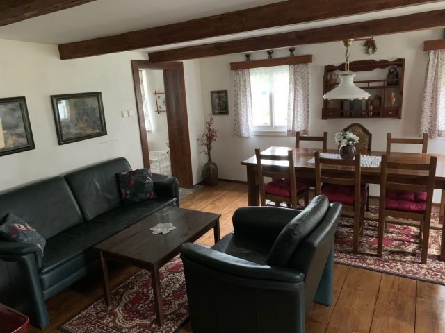 Living room – downstairs