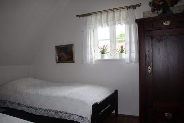 Ložnice malá – podkroví